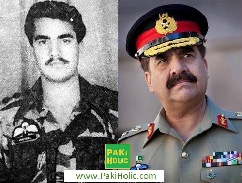 General Retired Raheel Sharif