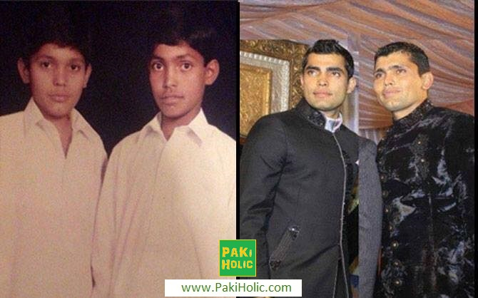 Kamran Akmal and Umer Akmal