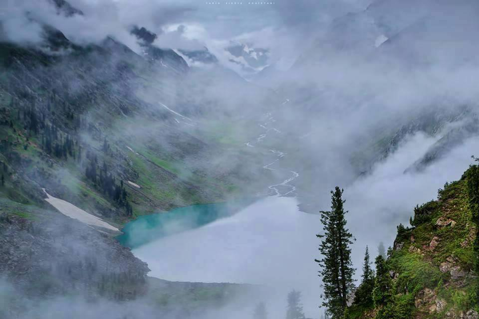 Kandol Lake - Swat Valley