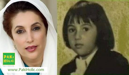 Late Benazir Bhutto Shaheed