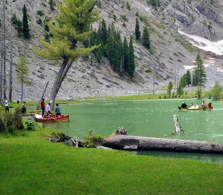 Mahodand Lake - Kalam - Swat Valley