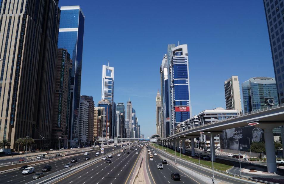 Sheikh Zayd Road