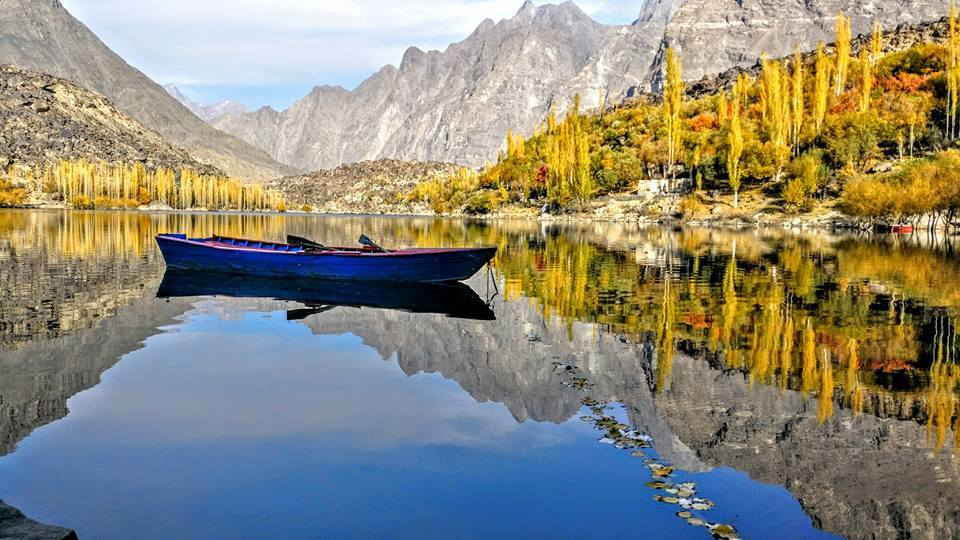 Lakes in Pakistan