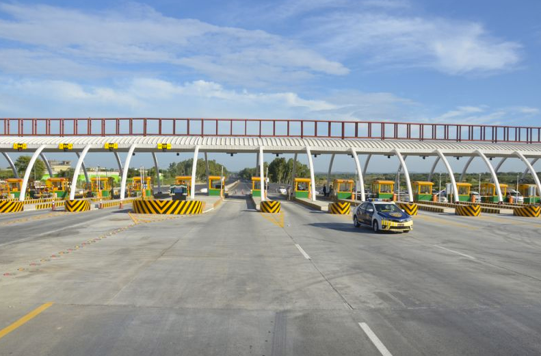 1 - Islamabad Toll Plaza at Lahore Islamabad Motorway M-2