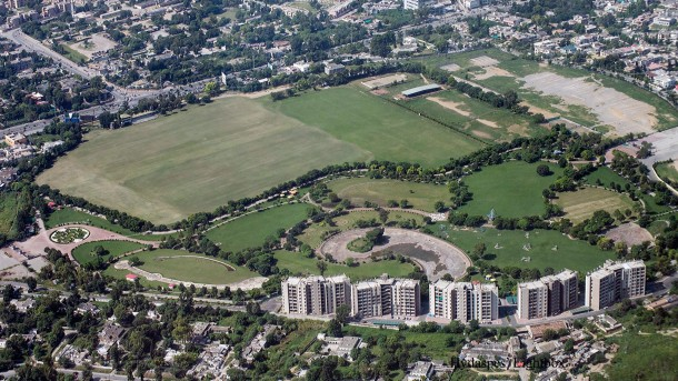 10 - Racecours Ground Rawalpindi