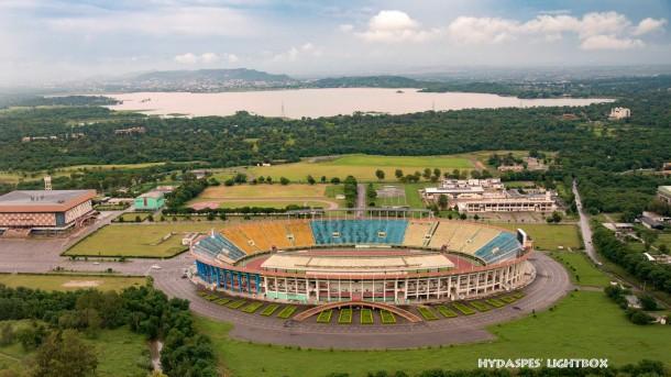 11 - Jinnah Sports Stadium
