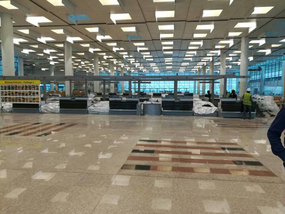 11 - The Airport is almost ready