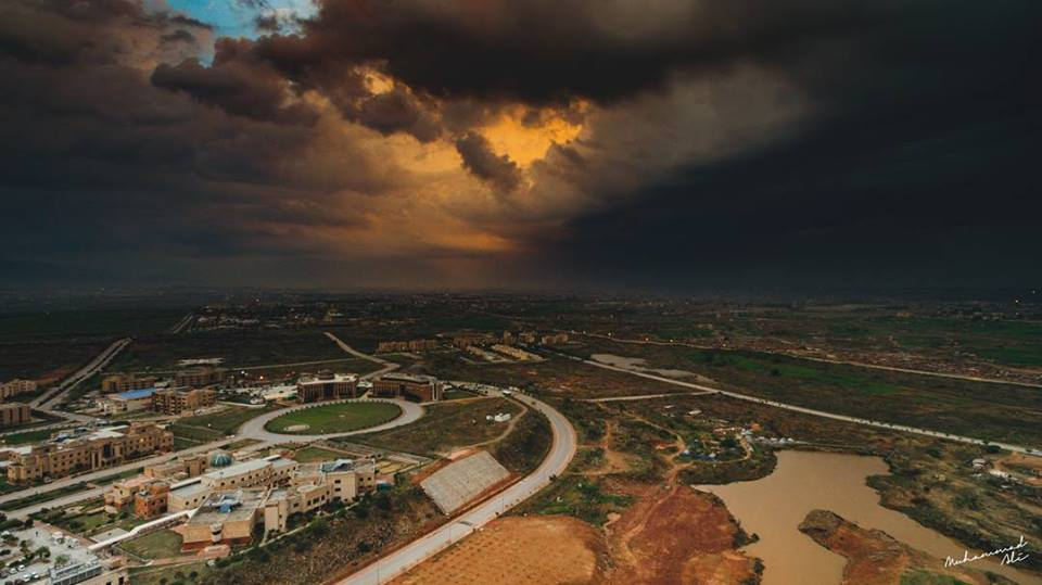 19 - Nust Dark Clouds