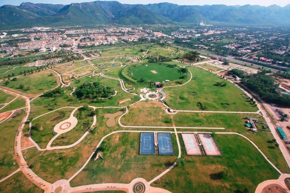 21 - Fatima Jinnah Park
