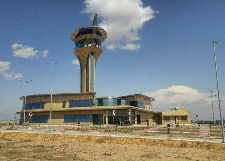 3 - Air Traffic Control Tower