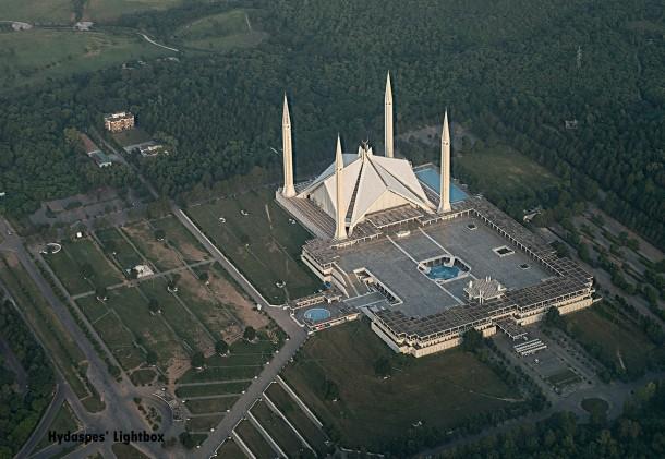 7 - Faisal Mosque