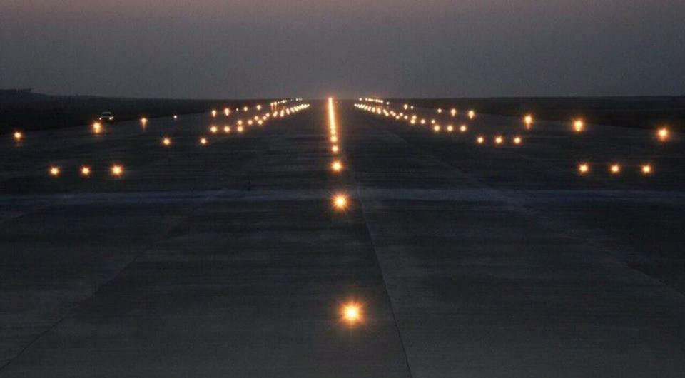 9 - Runway of Islamabad International Airport