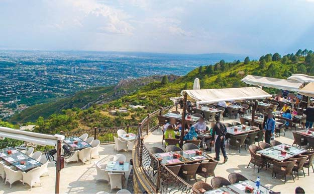 Monal Sunny Day