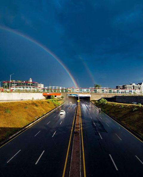 1 - Rainbow - Qammer Wazir