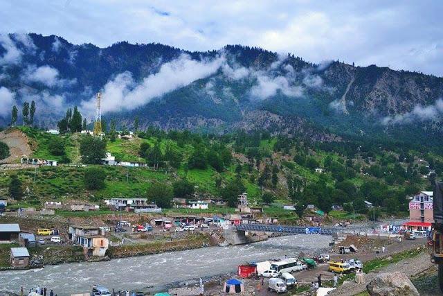 10 - Kalam Town - Swat