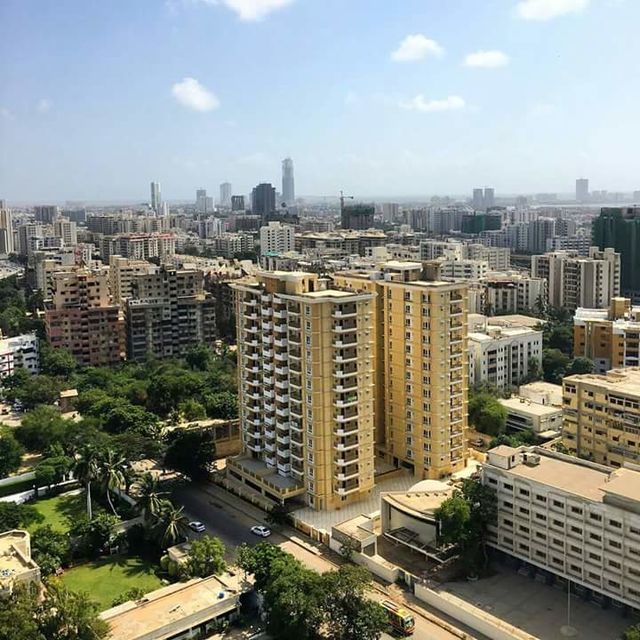10 - The skyline of Karachi is getting better and better with every passing day