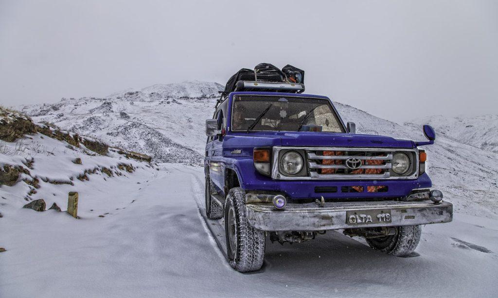 10 - Traveling to Deosai - S.M.Bukhari