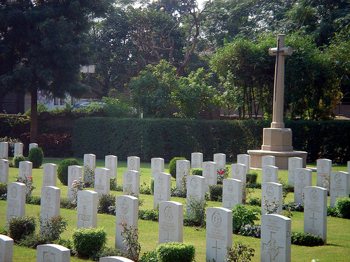 10 - War Veterans Graveyard - AKA - Gora Kabristan