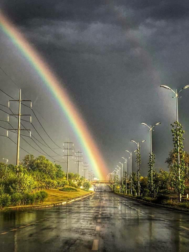 11 - Islamabad Rainbow