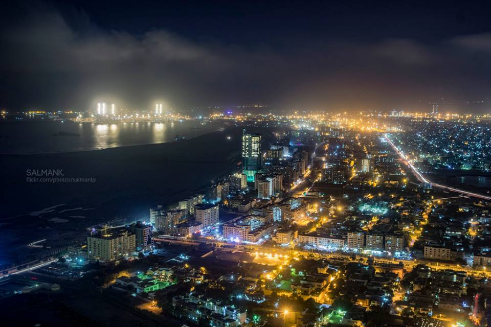 11 - Karachi - The City of Lights