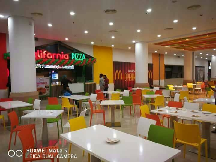 12 - Lucky One Mall Food Court 1