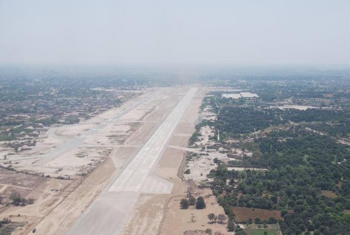 12 - Multan Airport Runway