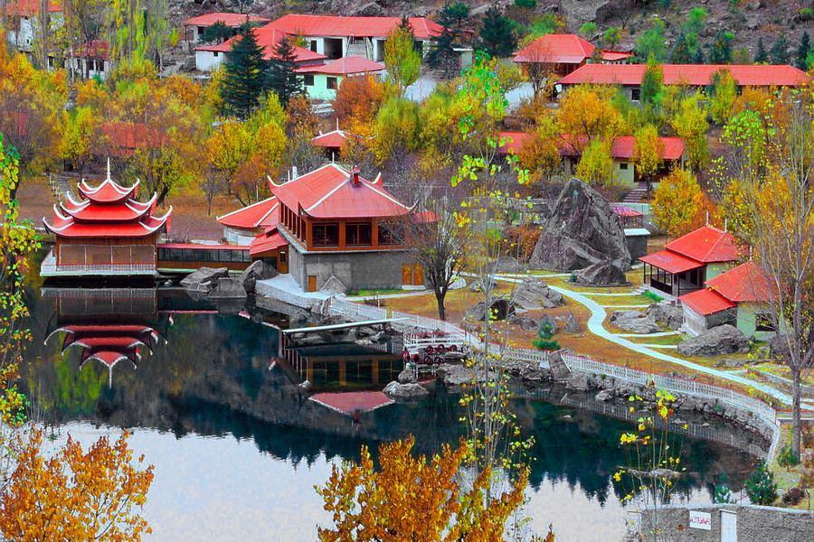 12 - Shangrila Resorts, Skardu, Gilgit-Baltistan