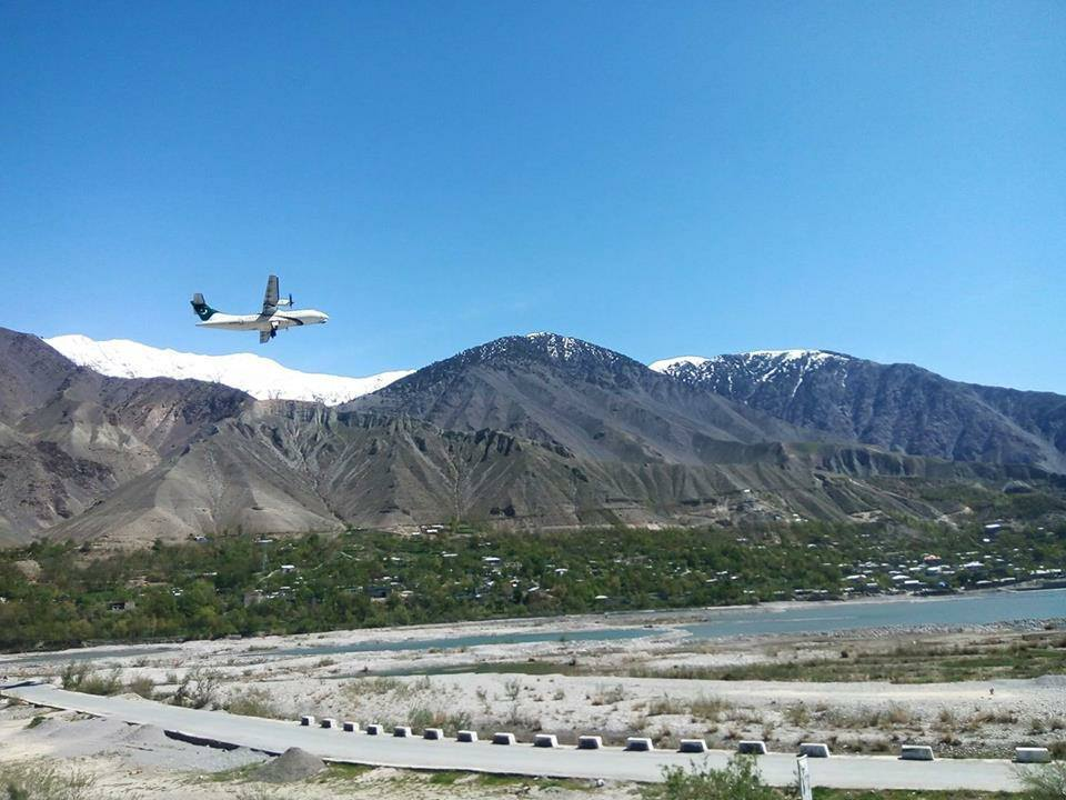 13 - Chitral Airport - 8