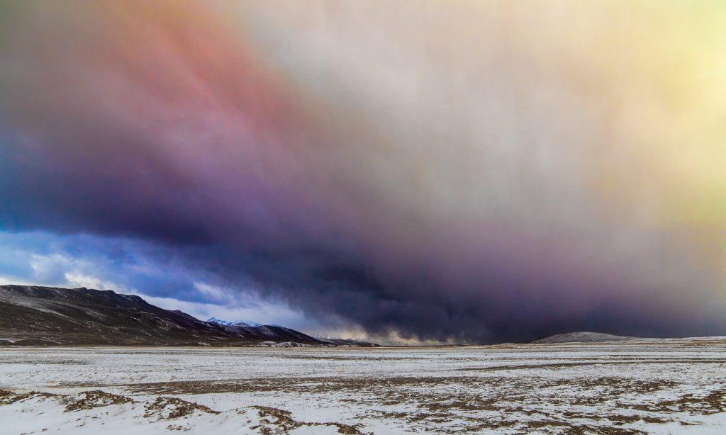 13 - Deosai in Winters - S.M.Bukhari