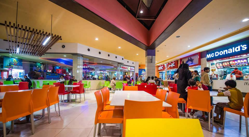 13 - Lucky One Mall Food Court 2