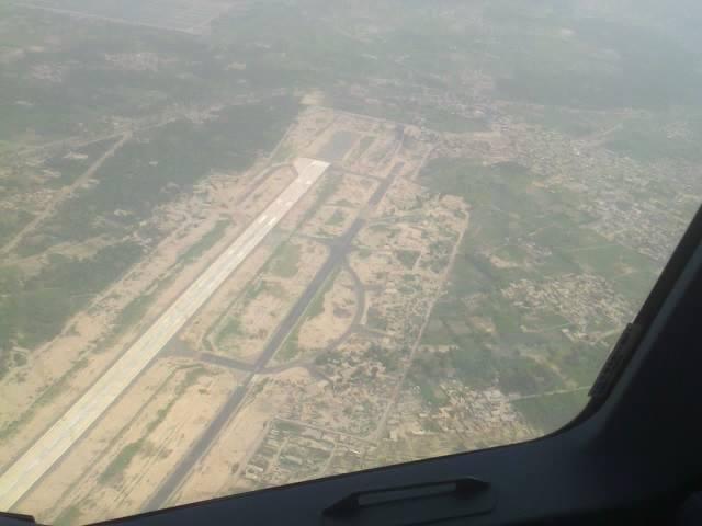 13 - Multan Airport Runway