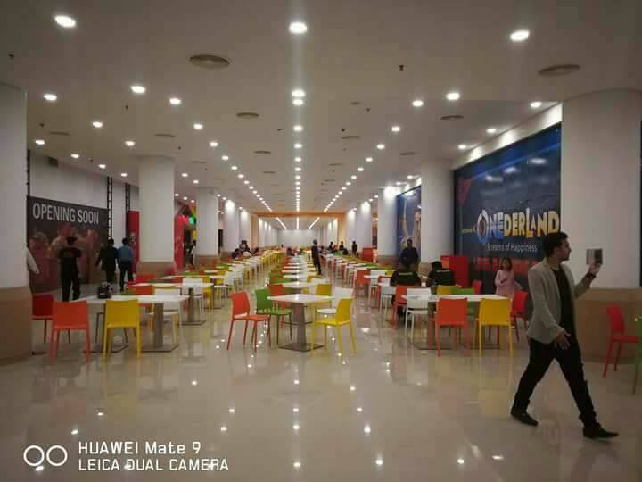 14 - Lucky One Mall Food Court
