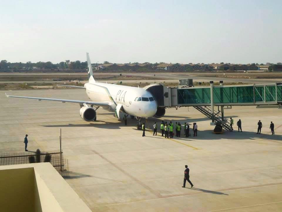 16 - Multan Airport