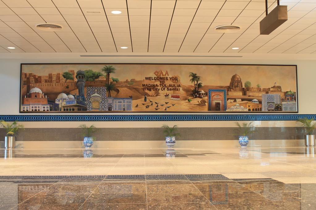 18 - Multan Airport