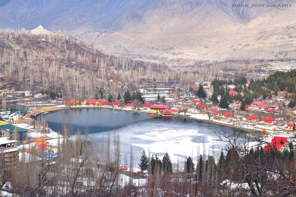 18 - Shangrilla Resort - Skardu - During WInters
