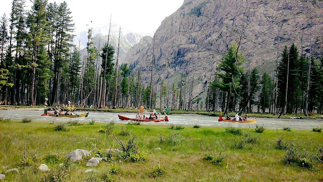 19 - Saifullah Lake, Near Mahodand Lake, Kalam, Swat