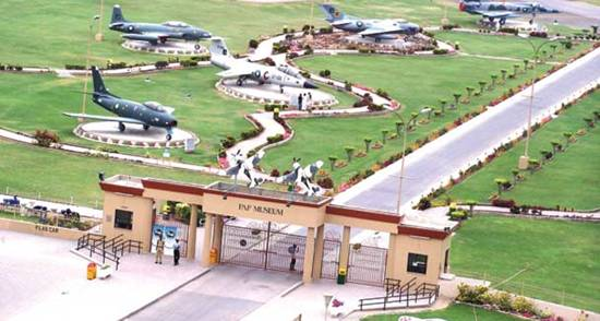 2 - Aerial View of PAF Museum
