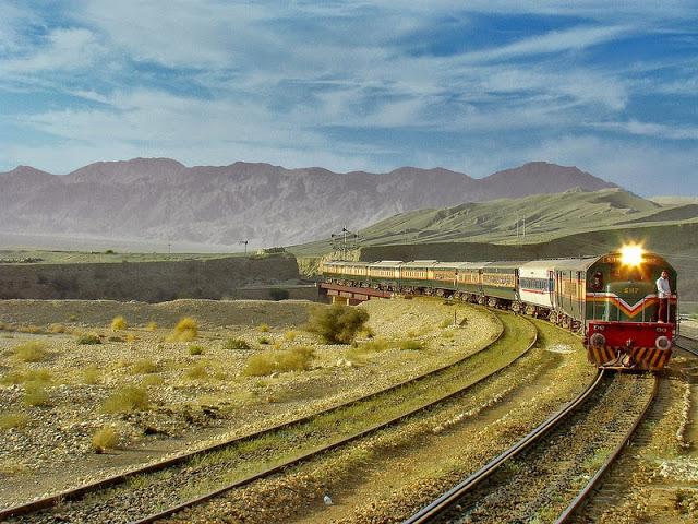 2 - Bolan Express near quetta