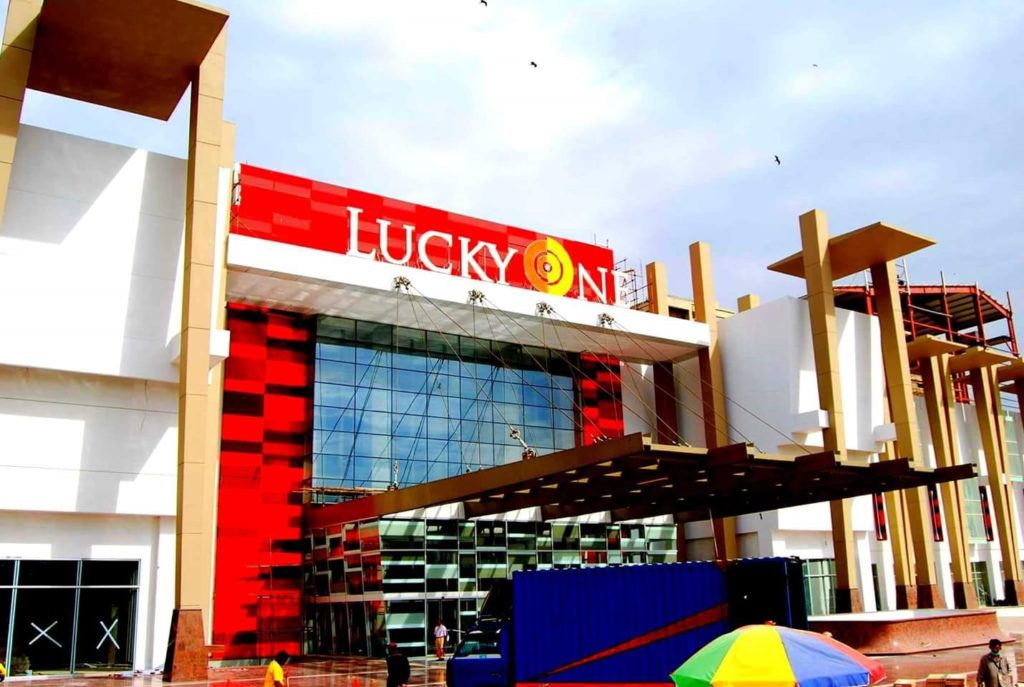 2 - Lucky One Mall Featured