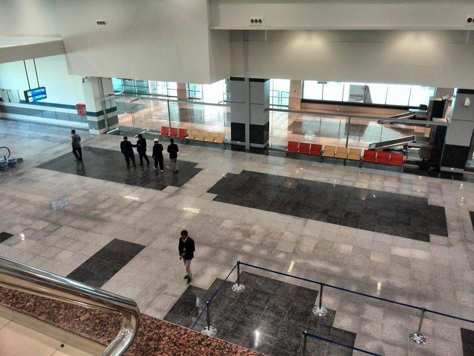 2 - Multan Airport