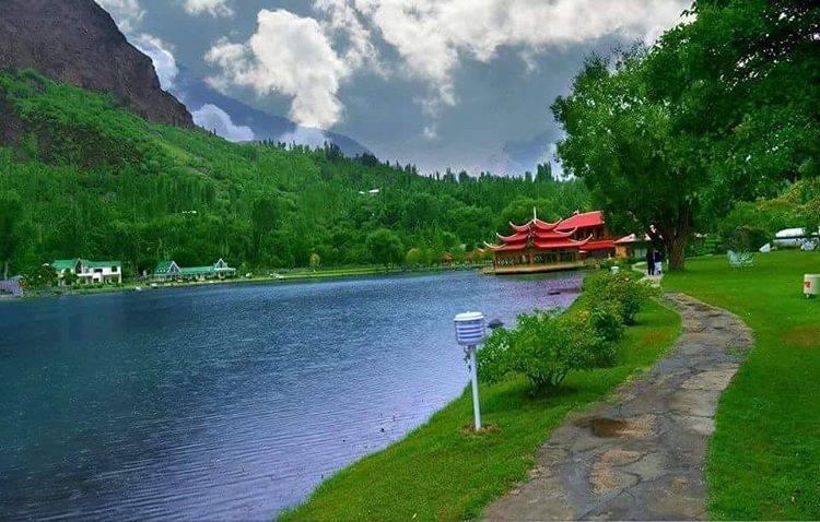 2 - Shangrila Lake - Skardu - Gilgit Baltistan