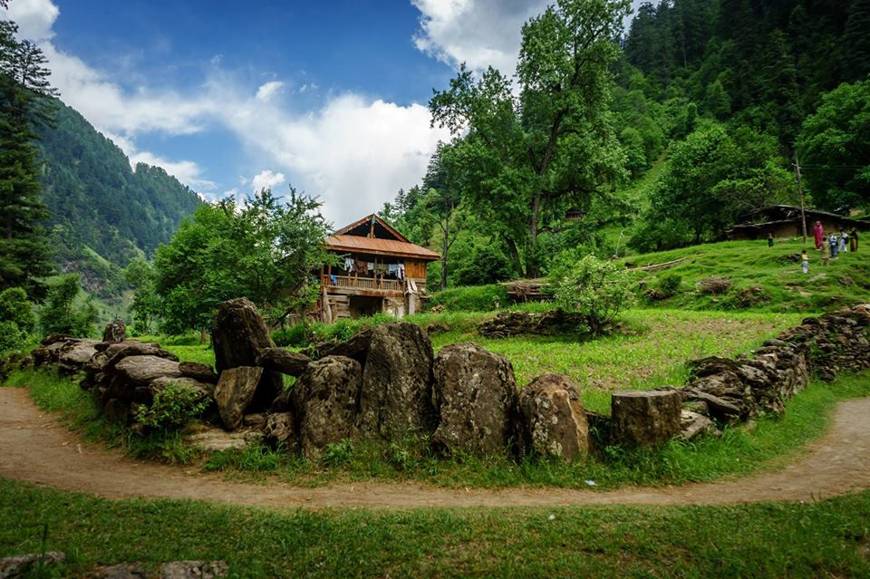 20 - Dawarian - Neelum Valley - Azad Kashmir
