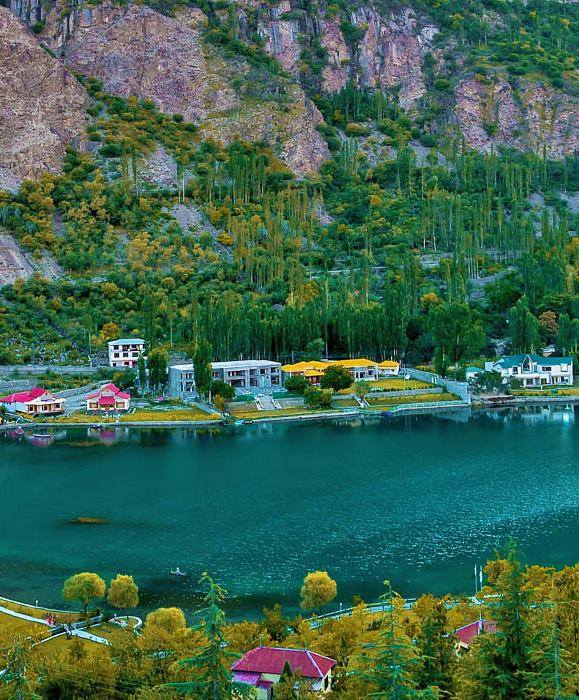21 - Shangrilla Resorts - Skardu - Gilgit Baltistan