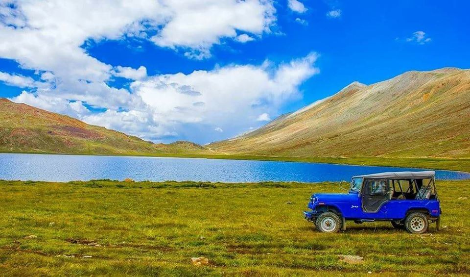 21 - Sheosar Lake - Deosai Plains - Skardu