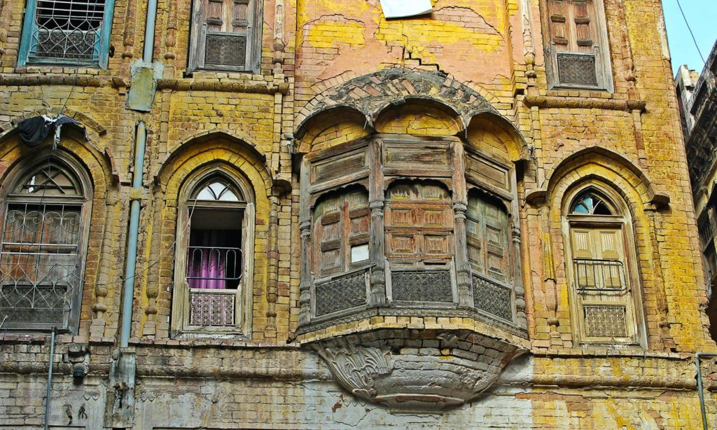 23 - An Old House in Rawalpindi