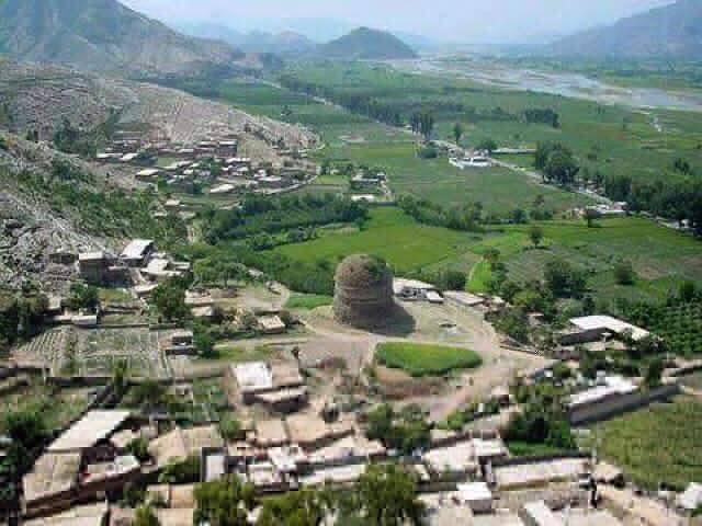 23 - Shingardar Stupa, Ghalegay