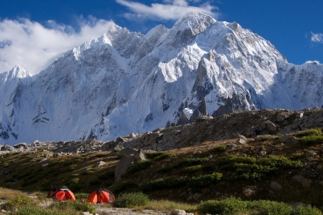 25 - K6 Base Camp North Face - Hushe Valley