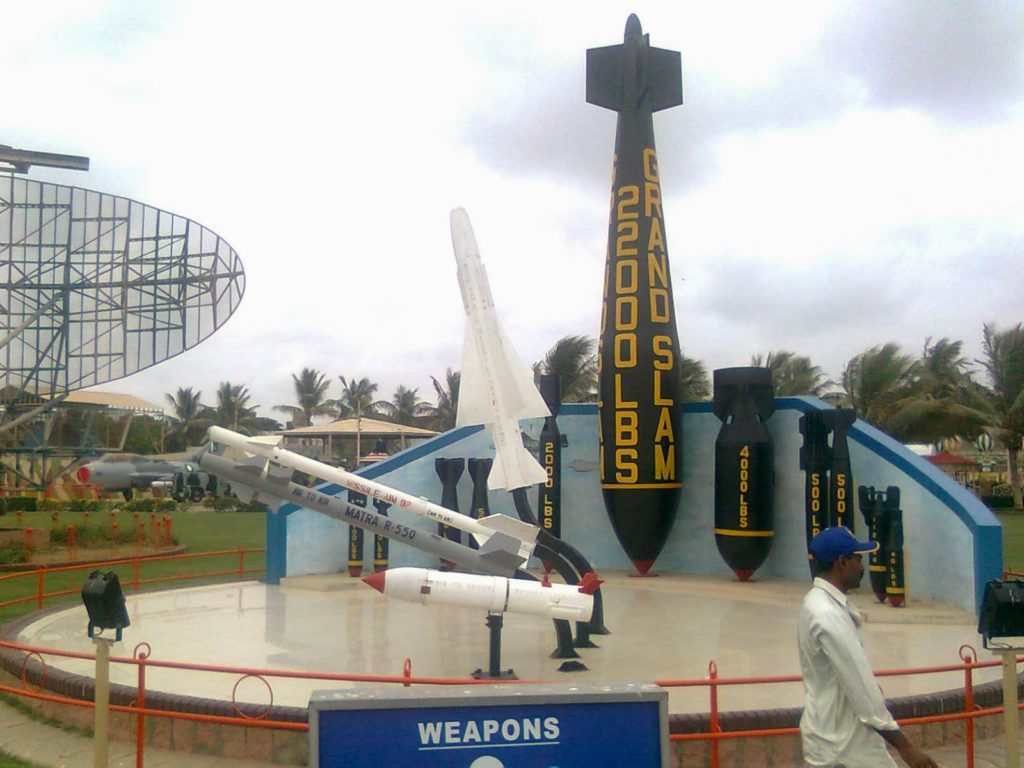 25 - PAF Museum Weapons