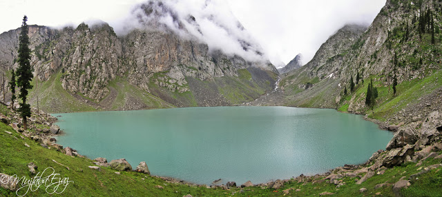 27 - Spin Khwar Lake - Swat