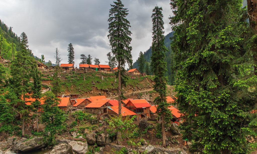 28 - Jam Garh Village - S.M.Bukhari
